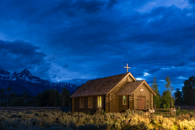 Teton Nightscapes