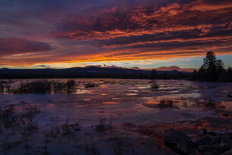 Tumalo Reservoir