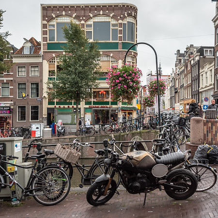 Travel to Amsterdam 2018