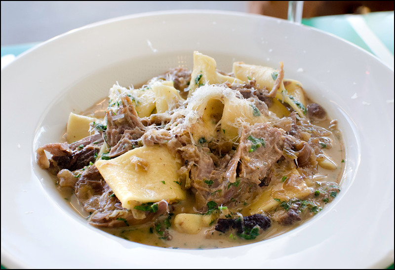 Smolt Kitchen - Duck Pappardelle ($32)