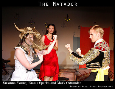 The Playwright's Lab Theatre's The Matador