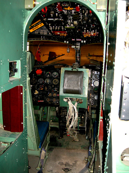 De Havilland CS2F Tracker