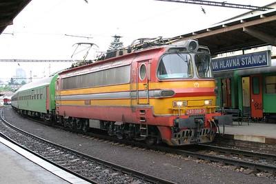 2006 Austria, Hungary & Slovakia