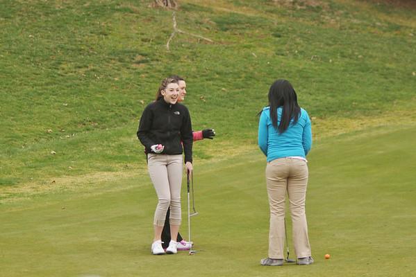 Sullivan West vs. Fallsburg Girls Golf