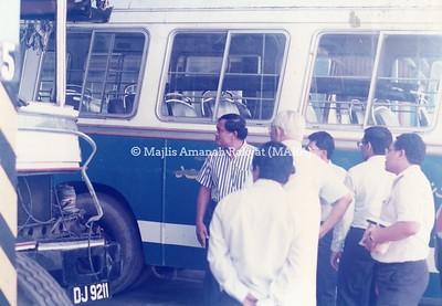 1989 - LAWATAN PENGERUSI MARA KE PUSAT GIAT MARA KOTA BHARU, KELANTAN