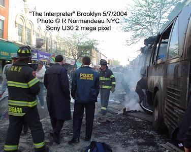 The Interpreter 2 megapixel  Out of print.  Sur demand.