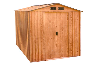 6x8 Riverton Woodgrain