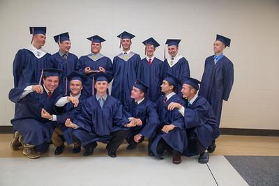 Red Land Graduation 2014