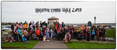 15. Zombie Walk
