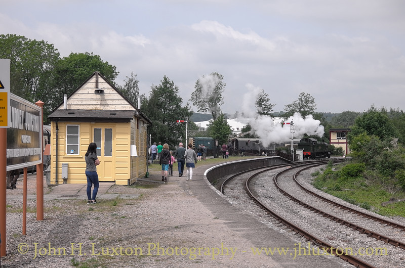 Dean Forest Railway - May 30, 2016