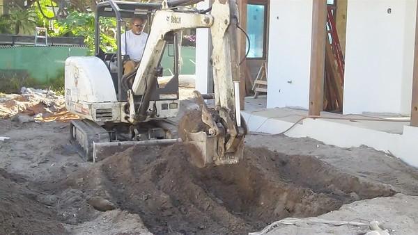 500 gallon underground propane tank. Key Biscayne, FL