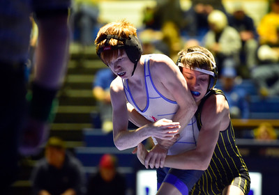 "Photos: Longmont Hosts ""Pin Cancer Night"" Wrestling Meet"