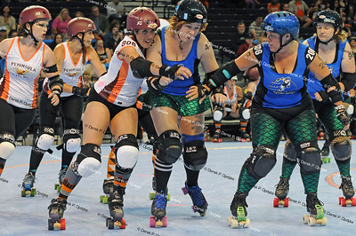 SCDG Sirens vs PRG - July 28th, 2013