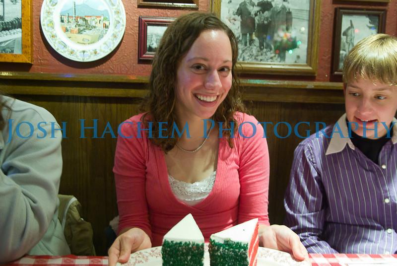 February 13, 2009  C's Birthday Dinner 087