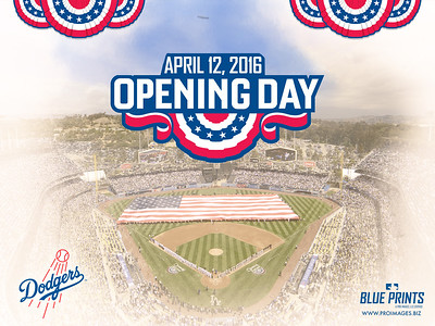 2016 Dodger Events