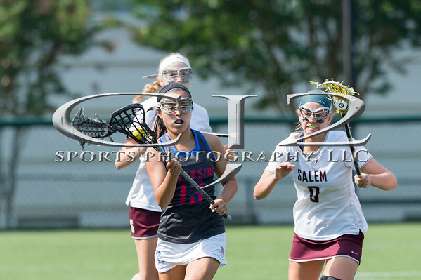 6-9-2018 Salem vs Riverside Girls Lacrosse (Varsity)