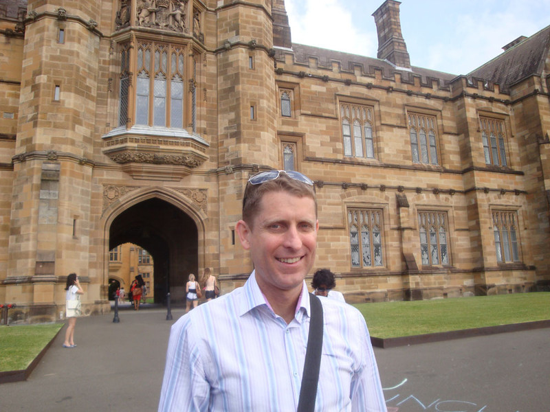 My next presentation was organised by the Human Animal Research Network at the University of Sydney. I also had the chance to tour their veterinary teaching hospital, which was very interesting.