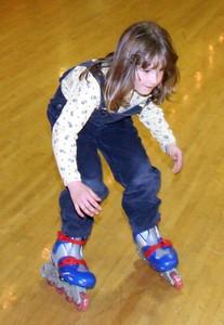 050324 Roller Skating