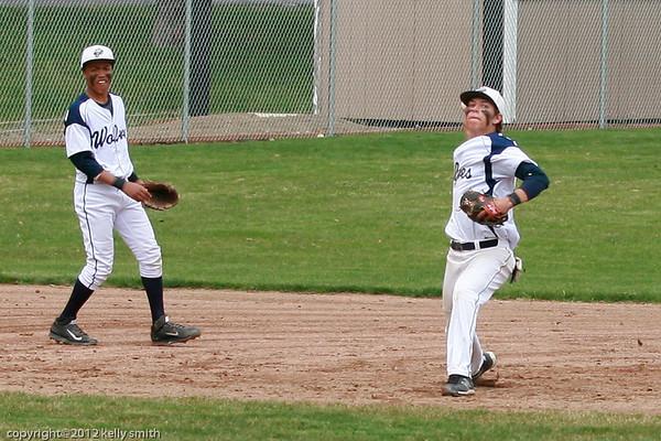 baseball lake city jv vs cda jv