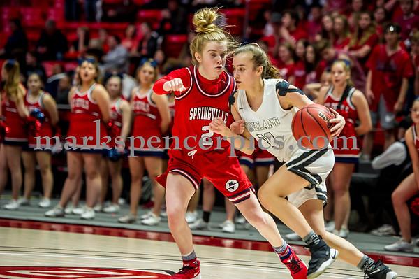 Basketball GSHS vs Highland 2-29-2020