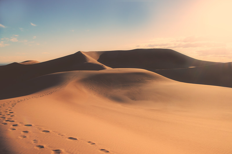 Great Sand Dunes, Colorado, 2020.
