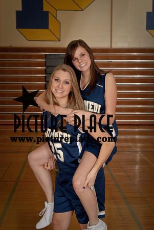 MHS Girls Basketball 2010-2011