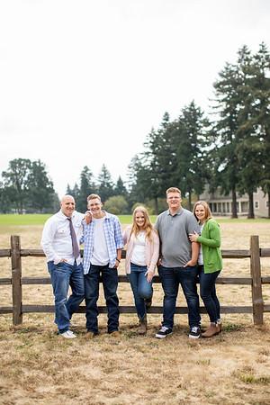 Hymas Family 2020