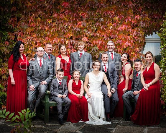 Coleraine wedding Photographer - Laura + Gareth