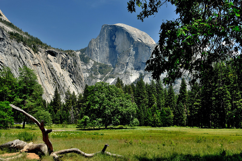 Half Dome, Yosemite National Park,Ca