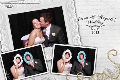 Jason & Krystle Wedding