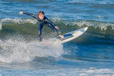 Long Beach Catholic School Surf Session 6-18-21
