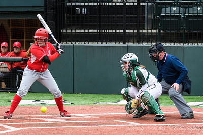 Cornell vs Dartmouth Softball 2018