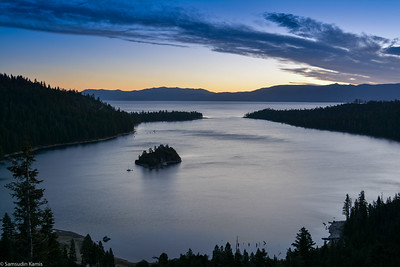Lake Tahoe Sep 2016