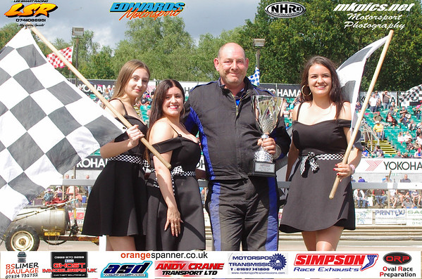 2019 Betfred Trophy - Martin Kingston