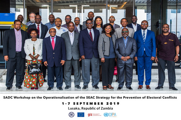SADC CONFERENCE @ Neelkanth Sarovar Premiere , Lusaka  - Zambia