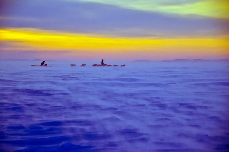 Nunavik baie d'Hudson