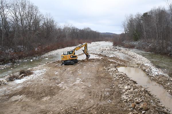 Sediment removal - 010621