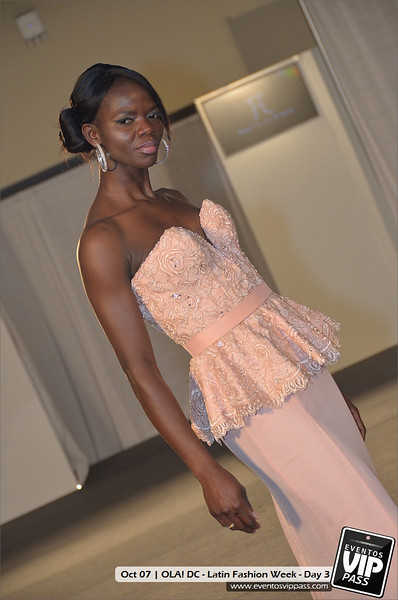 OLA! DC - LAtin Fashion Week - Day 3 | Sun, Oct 07