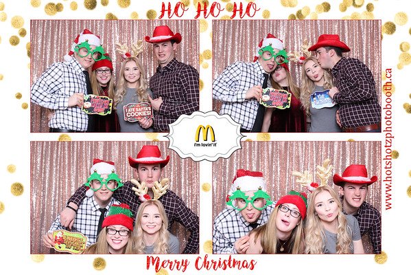 Mcdonald's Holiday Party