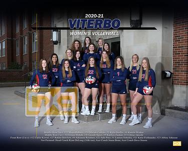 Viterbo volleyball WVB2021