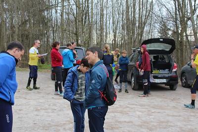 OL-Training mit OLG Säuliamt, 11.April, Wettswil