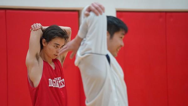 Kanagawa Special Olympics Basketball