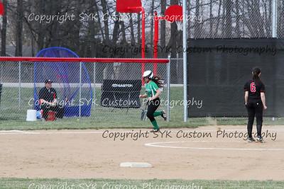 WBHS Softball at Salem