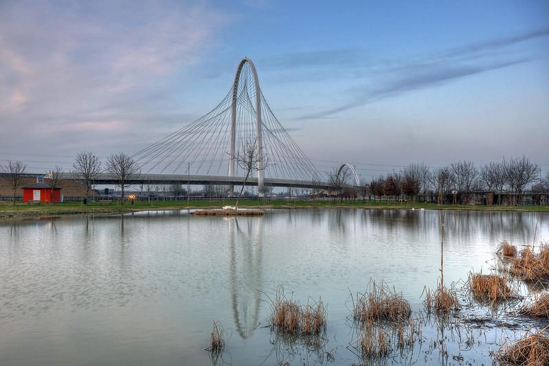 Vele di Calatrava, South Bridge - Reggio Emilia, Italy - February 26, 2011