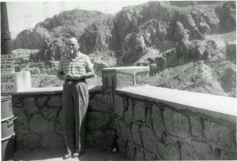 Rayburn Howell, Hoover Dam