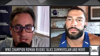 Romsn Reigns - Screencaps / SI Podcast , Aug. 2021
