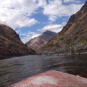 Snake River Idaho, September 2014