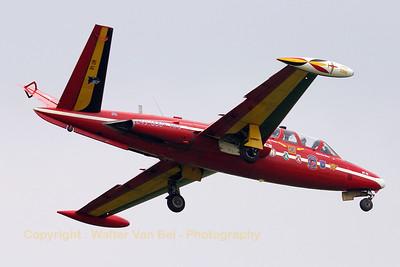 20070605_Fouga MT48_last flight