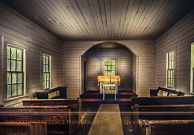 First African Baptist Church, Cumberland Island, GA