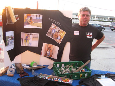 Ministry Fair Booths